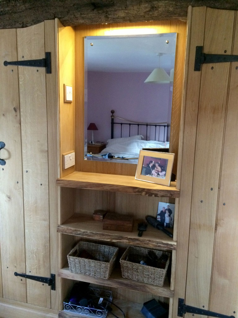 Solid Wood Fitted Wardrobes The Norfolk Carpenter